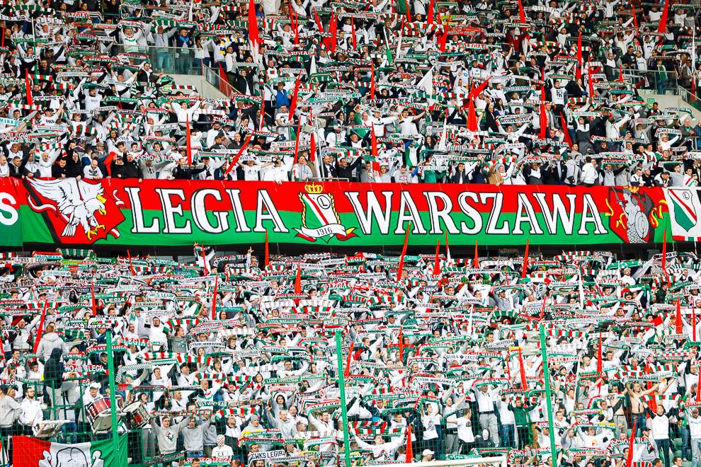 Legia Warszawa 1-1 Wisła Kraków - fot. Piotr Galas/wiadomosci24.pl (zdjęcie 9 z 52)