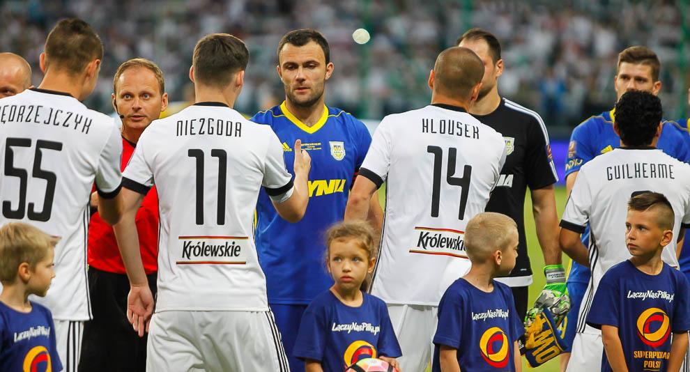 Legia Warszawa 1-1 k. 3-4 Arka Gdynia - fot. Piotr Galas/wiadomosci24.pl (zdjęcie 14 z 97)