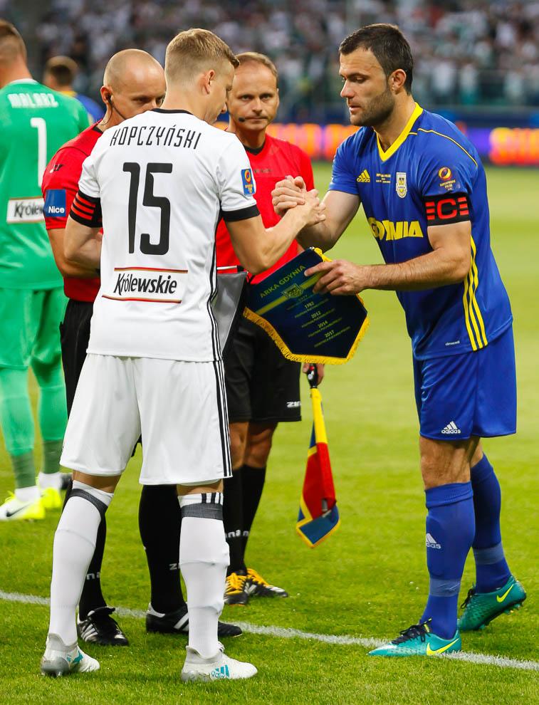 Legia Warszawa 1-1 k. 3-4 Arka Gdynia - fot. Piotr Galas/wiadomosci24.pl (zdjęcie 16 z 97)