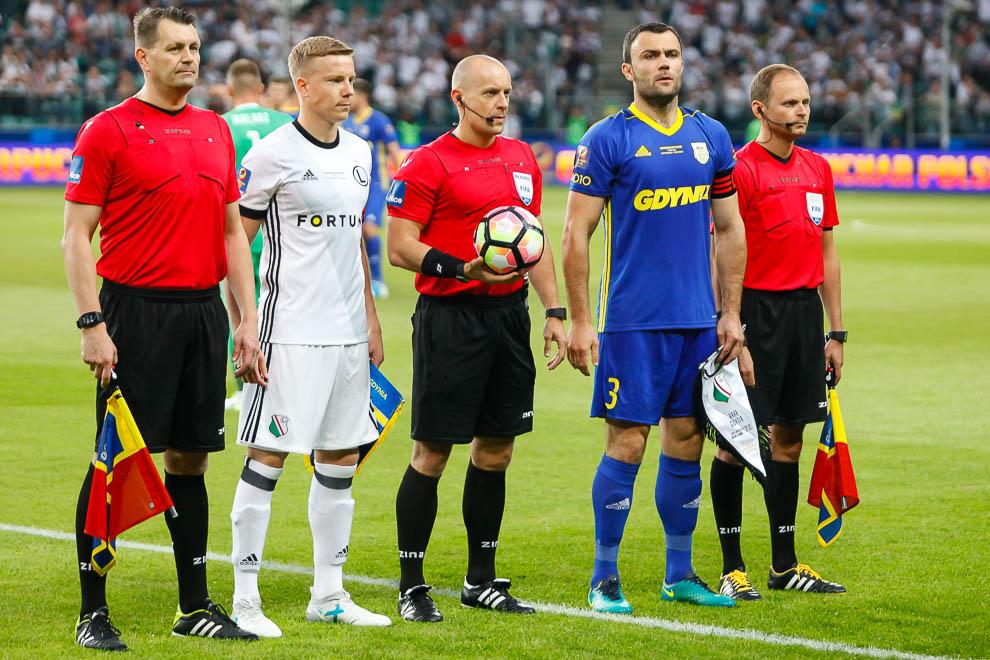 Legia Warszawa 1-1 k. 3-4 Arka Gdynia - fot. Piotr Galas/wiadomosci24.pl (zdjęcie 17 z 97)