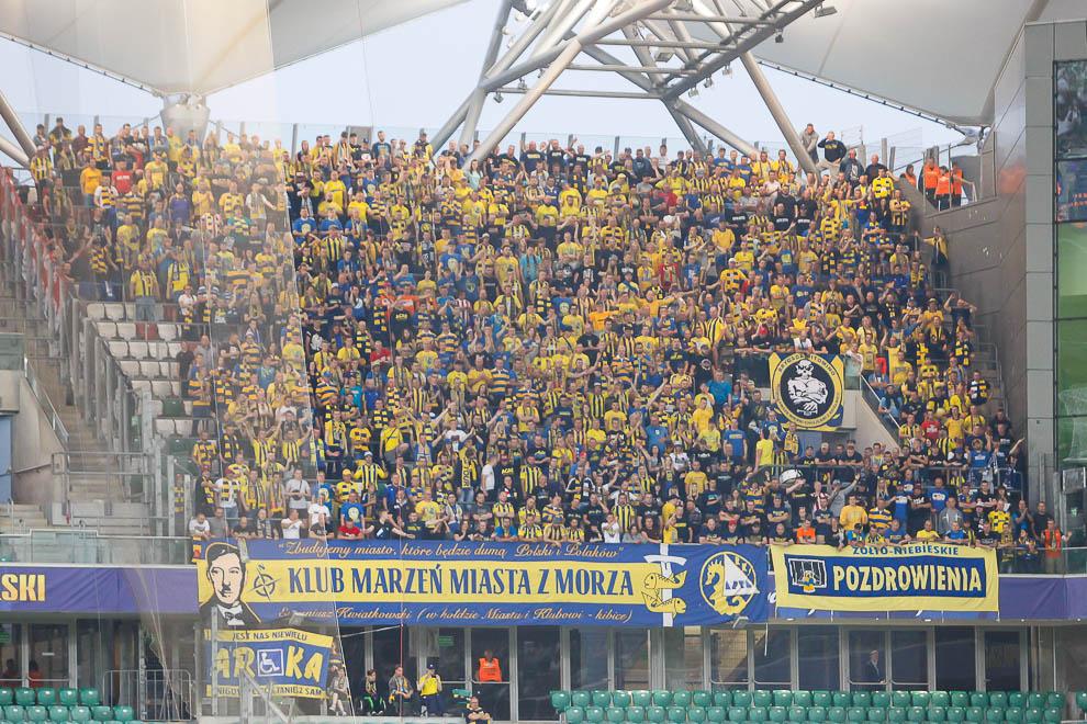 Legia Warszawa 1-1 k. 3-4 Arka Gdynia - fot. Piotr Galas/wiadomosci24.pl (zdjęcie 22 z 97)