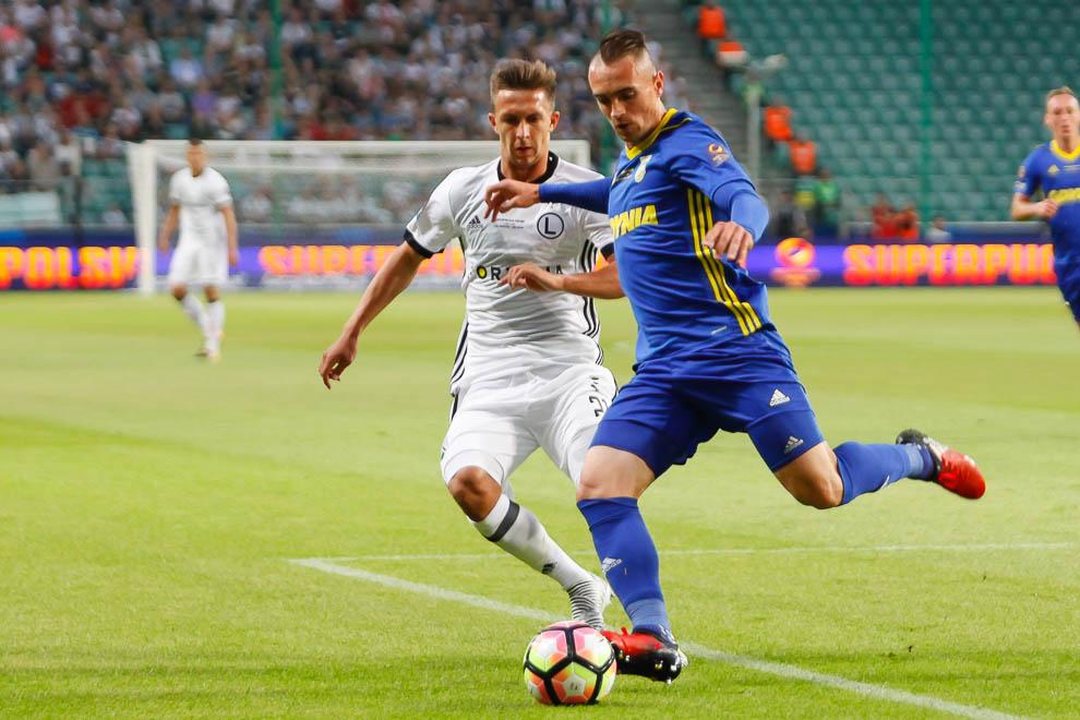 Legia Warszawa 1-1 k. 3-4 Arka Gdynia - fot. Piotr Galas/wiadomosci24.pl (zdjęcie 23 z 97)