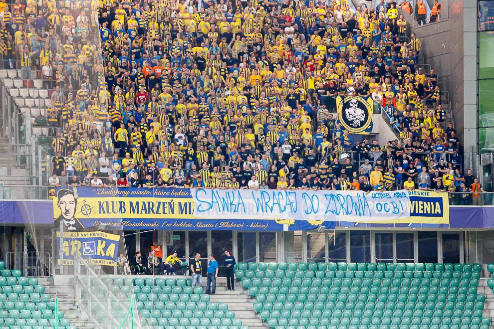 Legia Warszawa 1-1 k. 3-4 Arka Gdynia - fot. Piotr Galas/wiadomosci24.pl (zdjęcie 29 z 97)