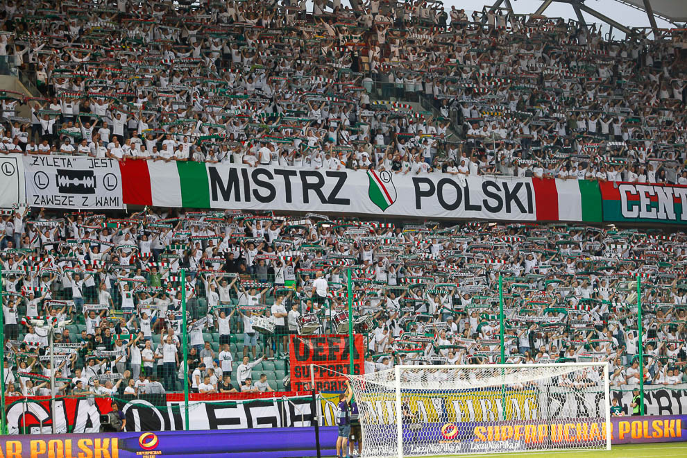 Legia Warszawa 1-1 k. 3-4 Arka Gdynia - fot. Piotr Galas/wiadomosci24.pl (zdjęcie 3 z 97)
