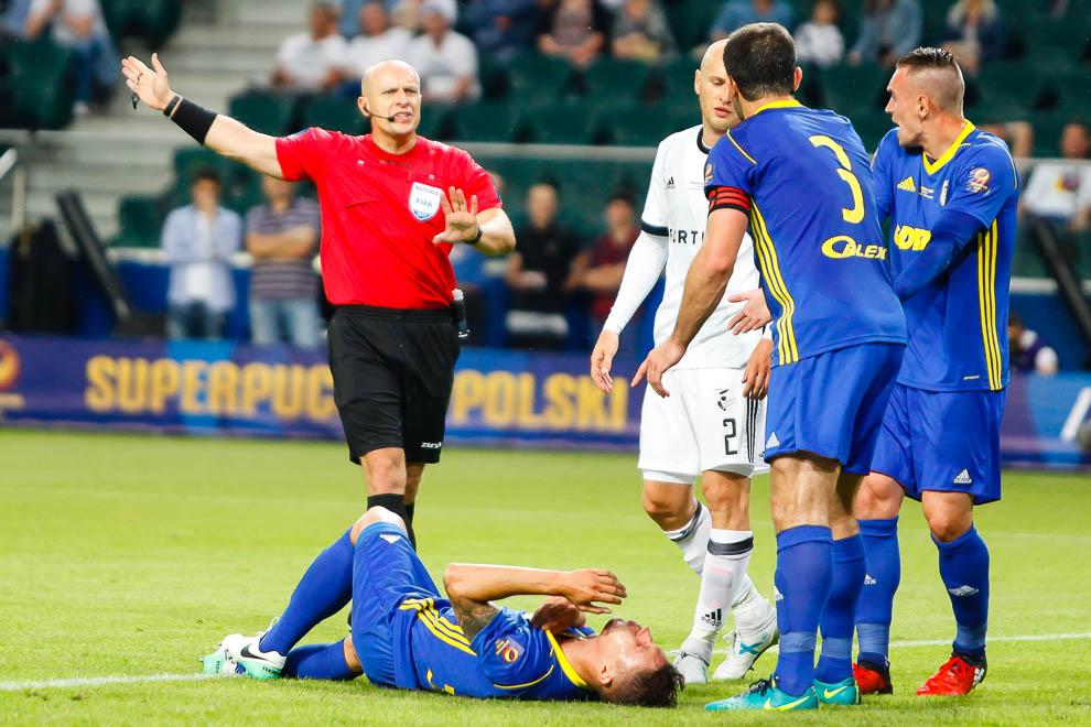 Legia Warszawa 1-1 k. 3-4 Arka Gdynia - fot. Piotr Galas/wiadomosci24.pl (zdjęcie 32 z 97)