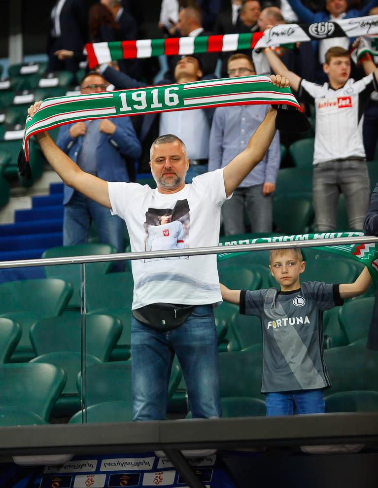 Legia Warszawa 1-1 k. 3-4 Arka Gdynia - fot. Piotr Galas/wiadomosci24.pl (zdjęcie 4 z 97)