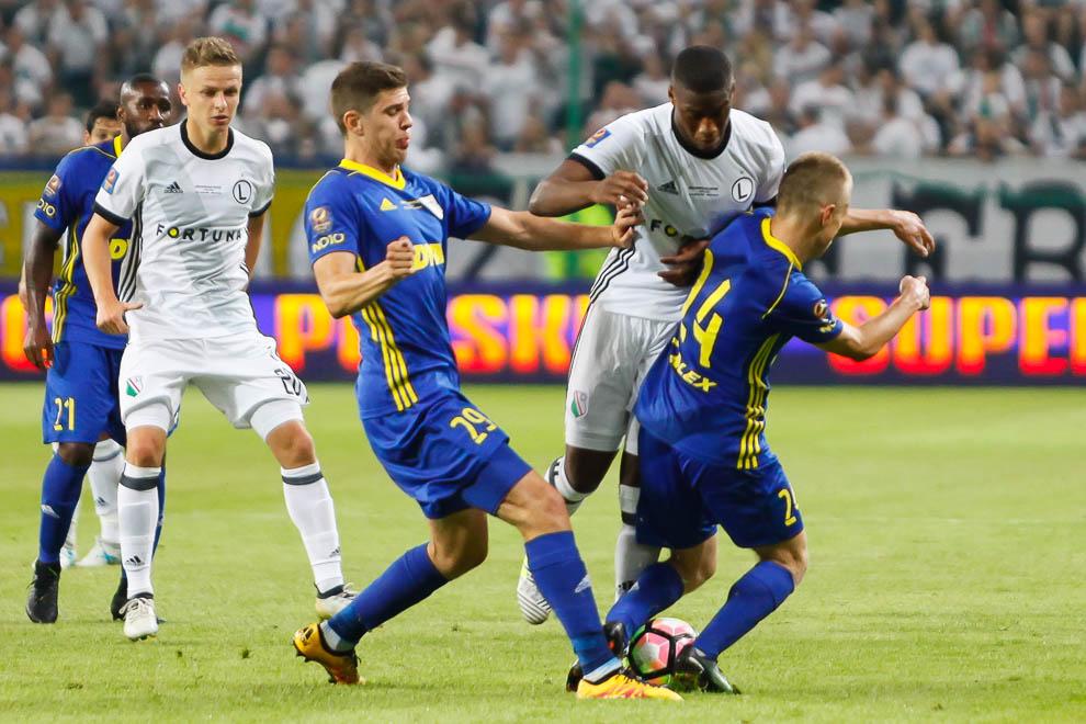 Legia Warszawa 1-1 k. 3-4 Arka Gdynia - fot. Piotr Galas/wiadomosci24.pl (zdjęcie 50 z 97)