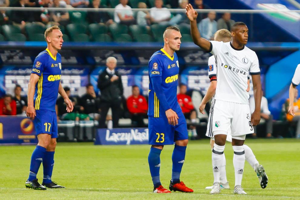 Legia Warszawa 1-1 k. 3-4 Arka Gdynia - fot. Piotr Galas/wiadomosci24.pl (zdjęcie 52 z 97)