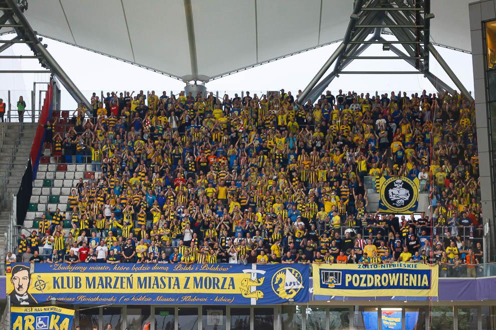 Legia Warszawa 1-1 k. 3-4 Arka Gdynia - fot. Piotr Galas/wiadomosci24.pl (zdjęcie 7 z 97)