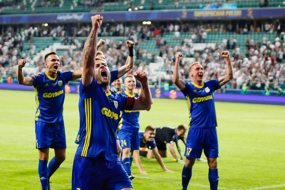 Legia Warszawa 1-1 k. 3-4 Arka Gdynia - fot. Piotr Galas/wiadomosci24.pl (zdjęcie 73 z 97)