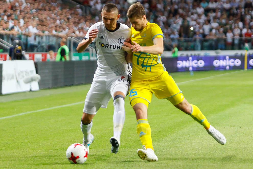 Legia Warszawa 1-0 FK Astana - fot. Piotr Galas/wiadomosci24.pl (zdjęcie 19 z 96)