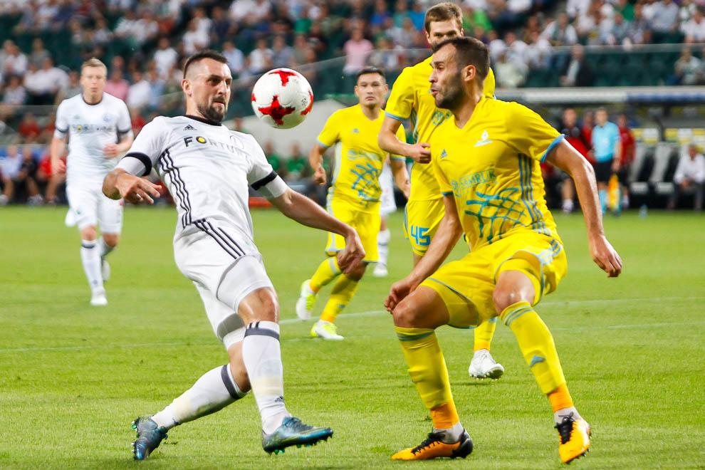 Legia Warszawa 1-0 FK Astana - fot. Piotr Galas/wiadomosci24.pl (zdjęcie 24 z 96)