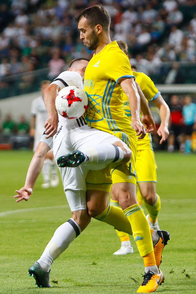 Legia Warszawa 1-0 FK Astana - fot. Piotr Galas/wiadomosci24.pl (zdjęcie 25 z 96)