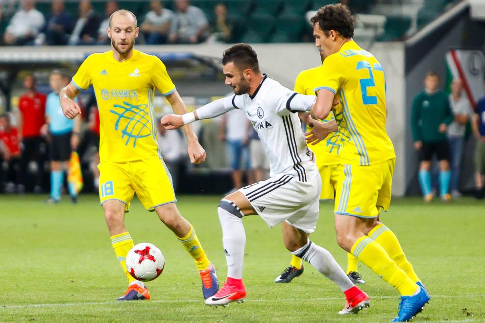 Legia Warszawa 1-0 FK Astana - fot. Piotr Galas/wiadomosci24.pl (zdjęcie 26 z 96)