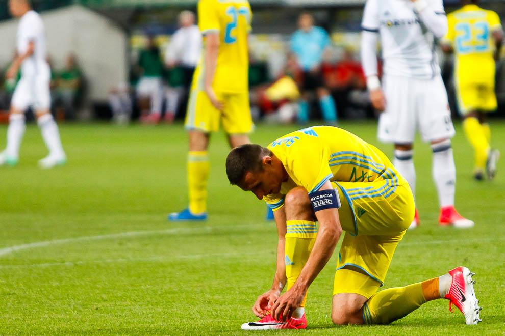 Legia Warszawa 1-0 FK Astana - fot. Piotr Galas/wiadomosci24.pl (zdjęcie 27 z 96)