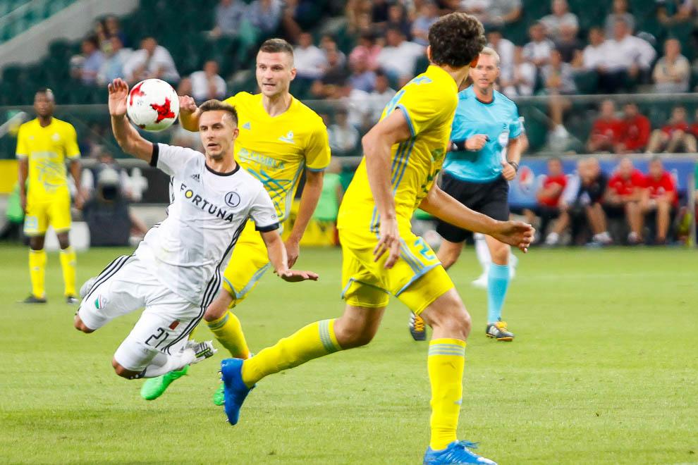 Legia Warszawa 1-0 FK Astana - fot. Piotr Galas/wiadomosci24.pl (zdjęcie 32 z 96)