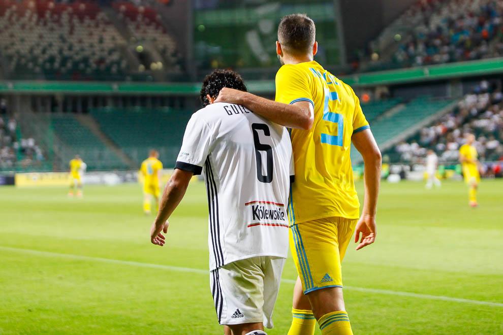 Legia Warszawa 1-0 FK Astana - fot. Piotr Galas/wiadomosci24.pl (zdjęcie 33 z 96)