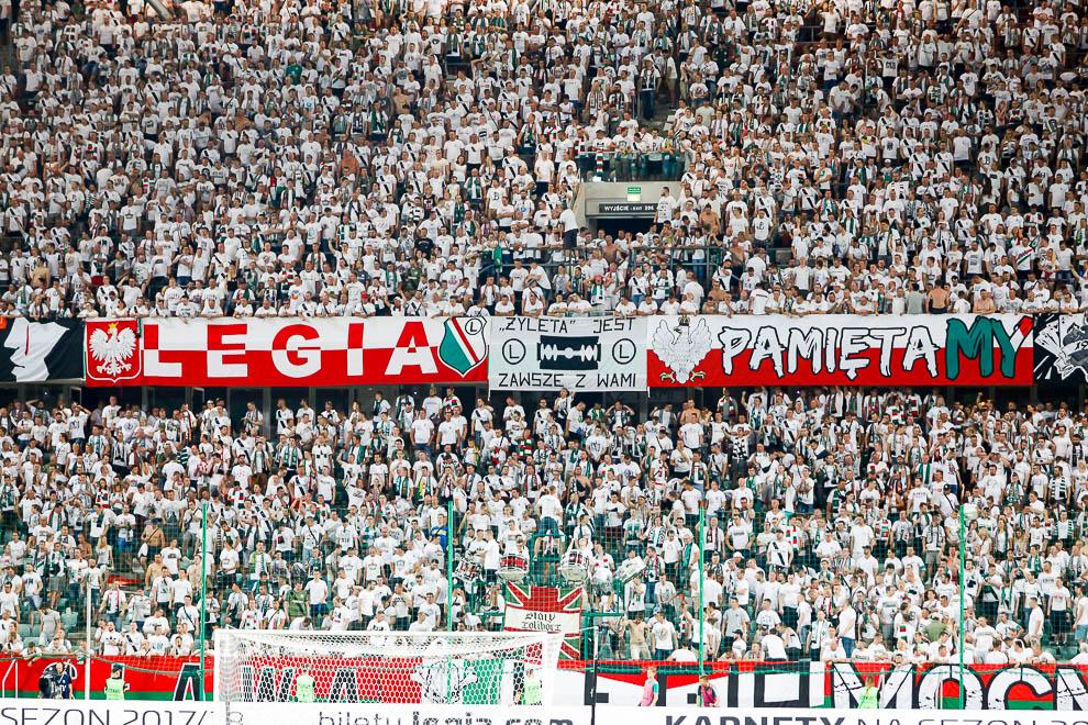 Legia Warszawa 1-0 FK Astana - fot. Piotr Galas/wiadomosci24.pl (zdjęcie 35 z 96)