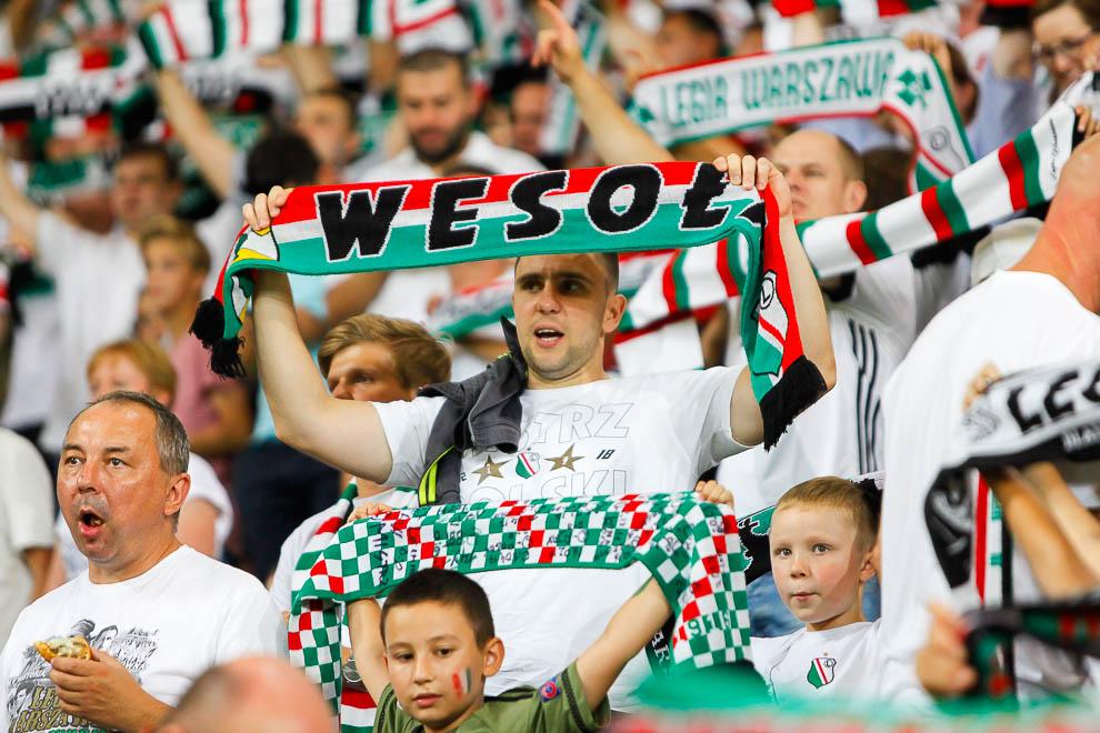Legia Warszawa 1-0 FK Astana - fot. Piotr Galas/wiadomosci24.pl (zdjęcie 37 z 96)