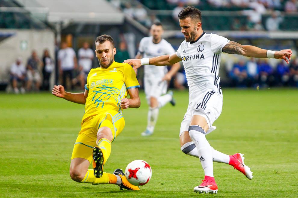 Legia Warszawa 1-0 FK Astana - fot. Piotr Galas/wiadomosci24.pl (zdjęcie 42 z 96)