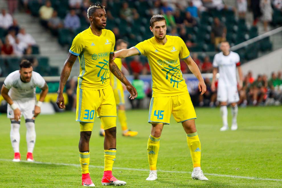 Legia Warszawa 1-0 FK Astana - fot. Piotr Galas/wiadomosci24.pl (zdjęcie 44 z 96)
