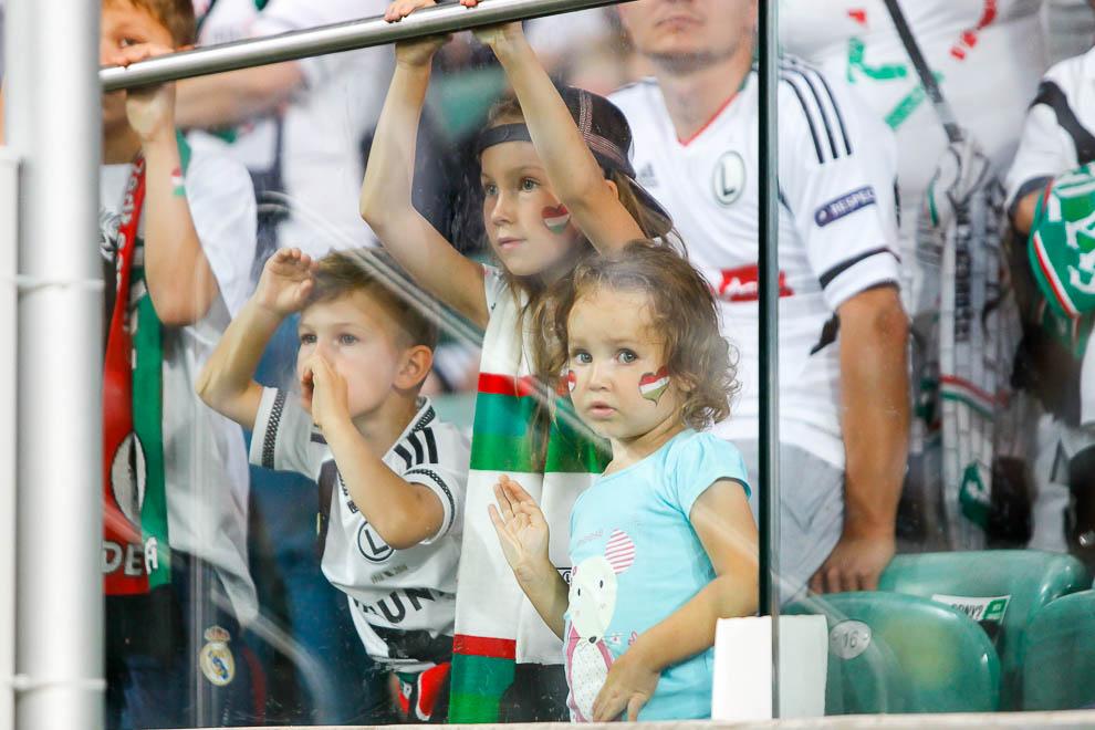 Legia Warszawa 1-0 FK Astana - fot. Piotr Galas/wiadomosci24.pl (zdjęcie 45 z 96)