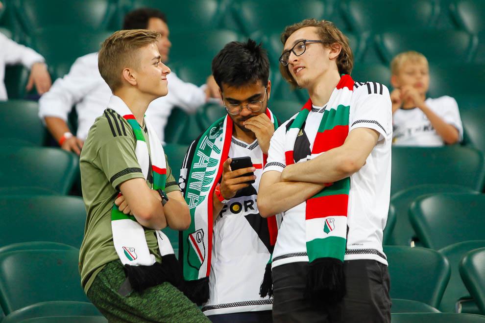 Legia Warszawa 1-0 FK Astana - fot. Piotr Galas/wiadomosci24.pl (zdjęcie 5 z 96)