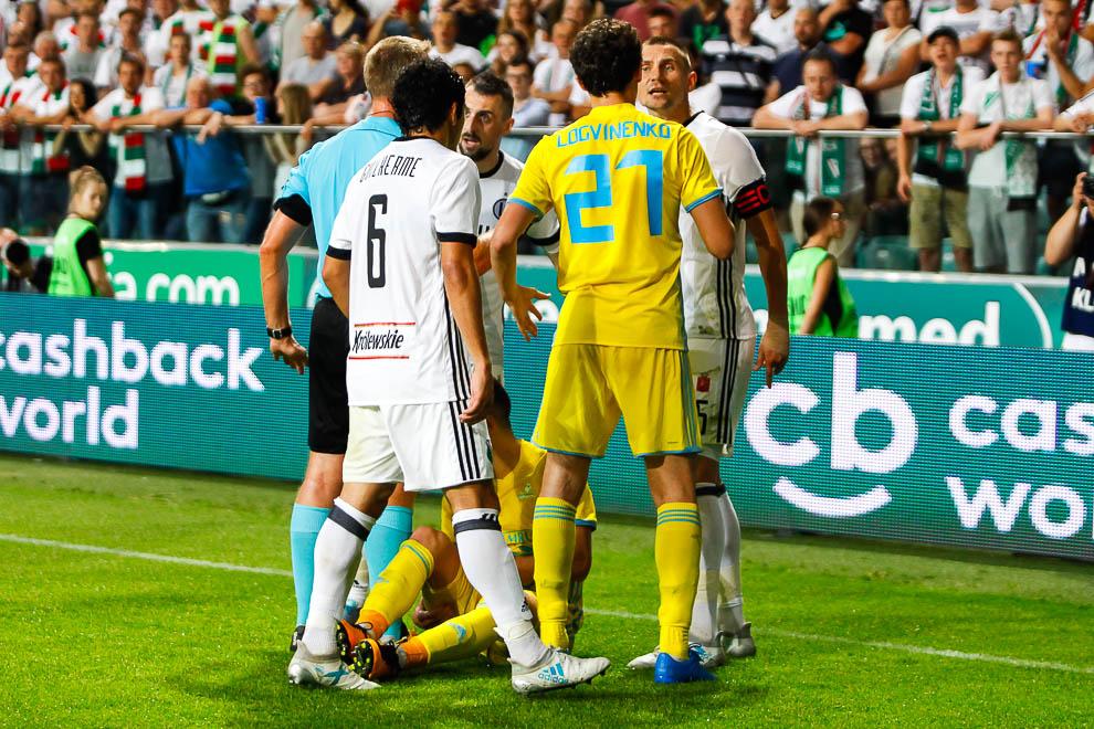 Legia Warszawa 1-0 FK Astana - fot. Piotr Galas/wiadomosci24.pl (zdjęcie 50 z 96)