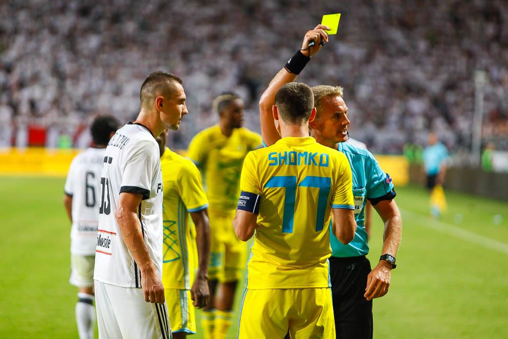 Legia Warszawa 1-0 FK Astana - fot. Piotr Galas/wiadomosci24.pl (zdjęcie 52 z 96)