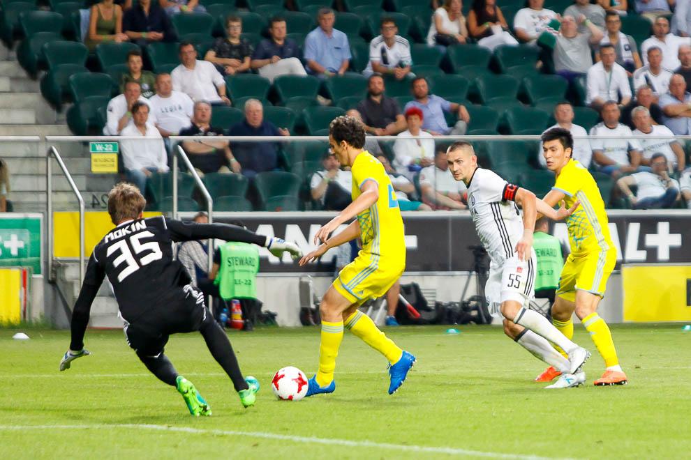Legia Warszawa 1-0 FK Astana - fot. Piotr Galas/wiadomosci24.pl (zdjęcie 54 z 96)
