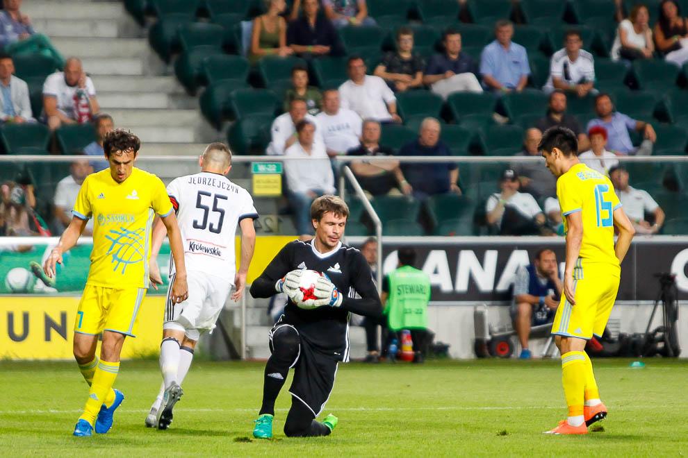 Legia Warszawa 1-0 FK Astana - fot. Piotr Galas/wiadomosci24.pl (zdjęcie 55 z 96)