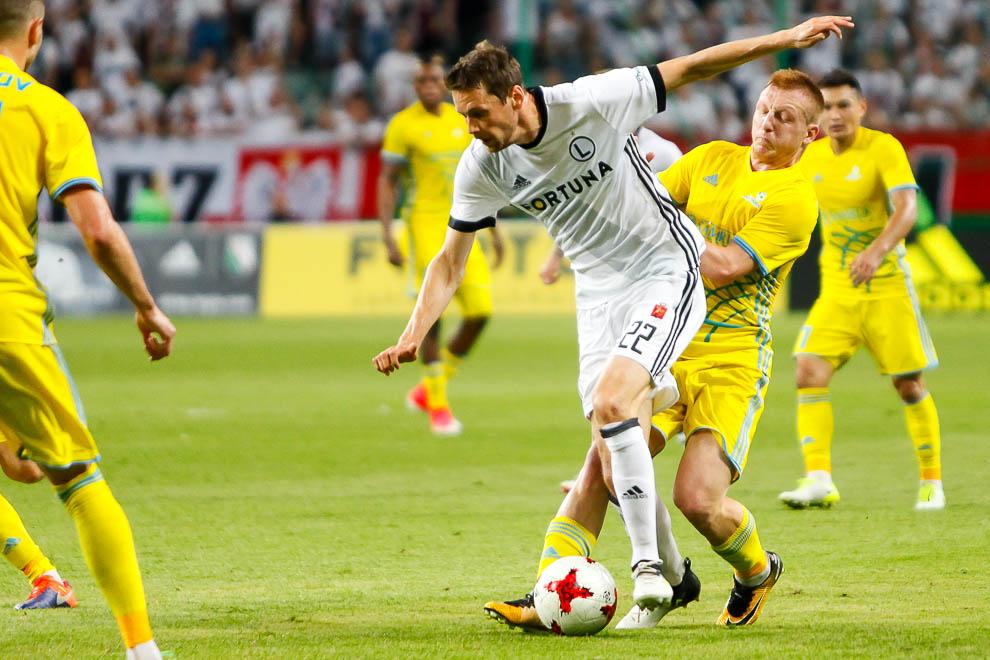 Legia Warszawa 1-0 FK Astana - fot. Piotr Galas/wiadomosci24.pl (zdjęcie 57 z 96)