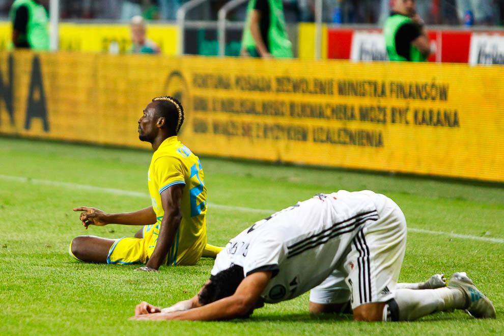 Legia Warszawa 1-0 FK Astana - fot. Piotr Galas/wiadomosci24.pl (zdjęcie 60 z 96)