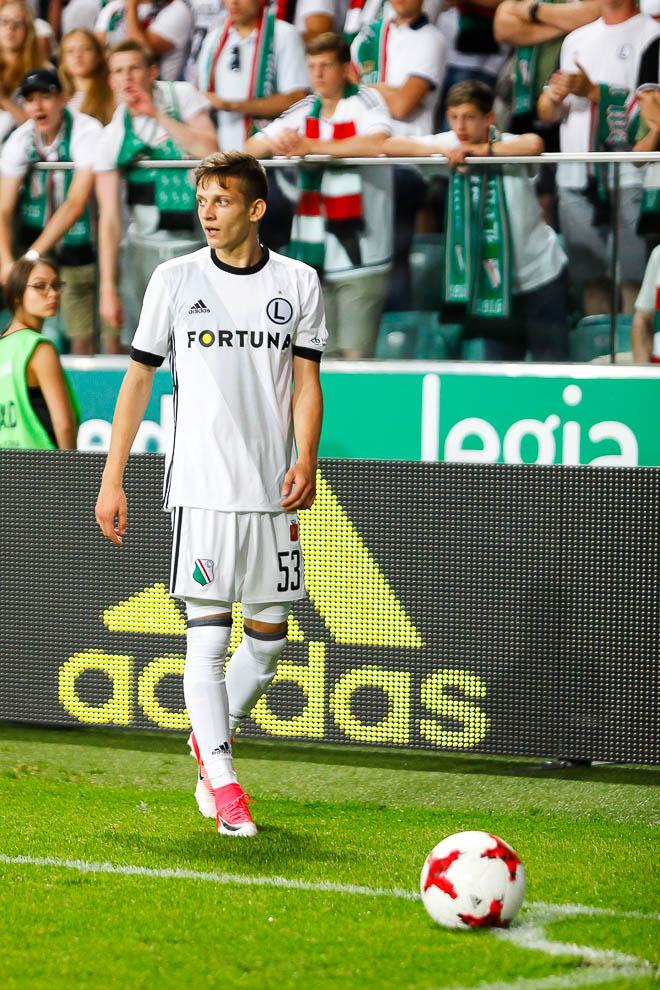 Legia Warszawa 1-0 FK Astana - fot. Piotr Galas/wiadomosci24.pl (zdjęcie 63 z 96)
