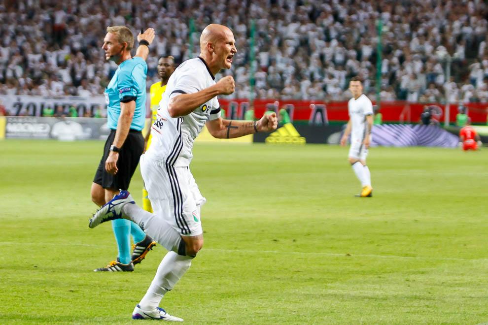 Legia Warszawa 1-0 FK Astana - fot. Piotr Galas/wiadomosci24.pl (zdjęcie 65 z 96)