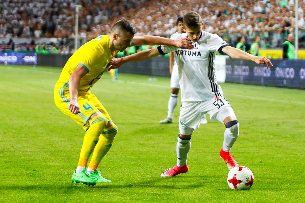 Legia Warszawa 1-0 FK Astana - fot. Piotr Galas/wiadomosci24.pl (zdjęcie 73 z 96)