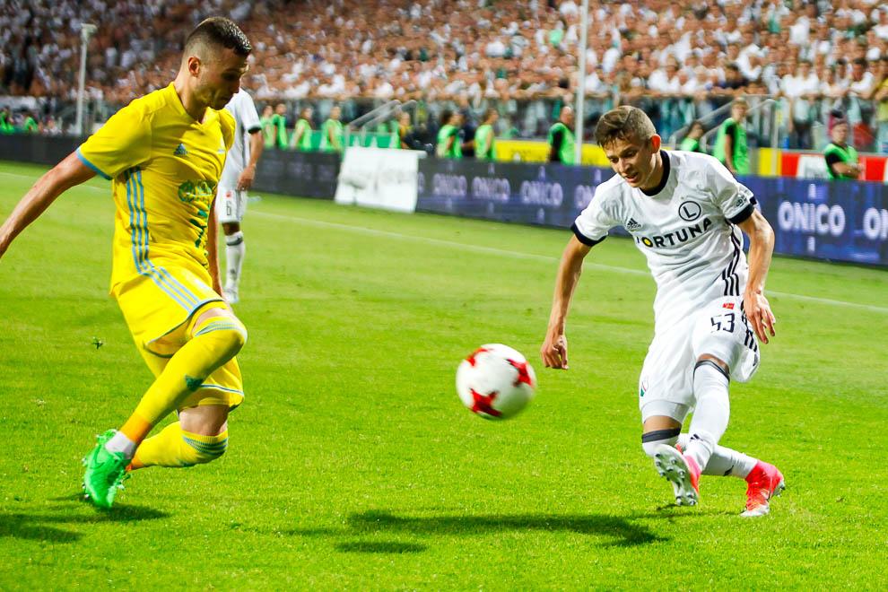 Legia Warszawa 1-0 FK Astana - fot. Piotr Galas/wiadomosci24.pl (zdjęcie 74 z 96)