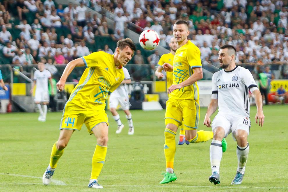 Legia Warszawa 1-0 FK Astana - fot. Piotr Galas/wiadomosci24.pl (zdjęcie 77 z 96)