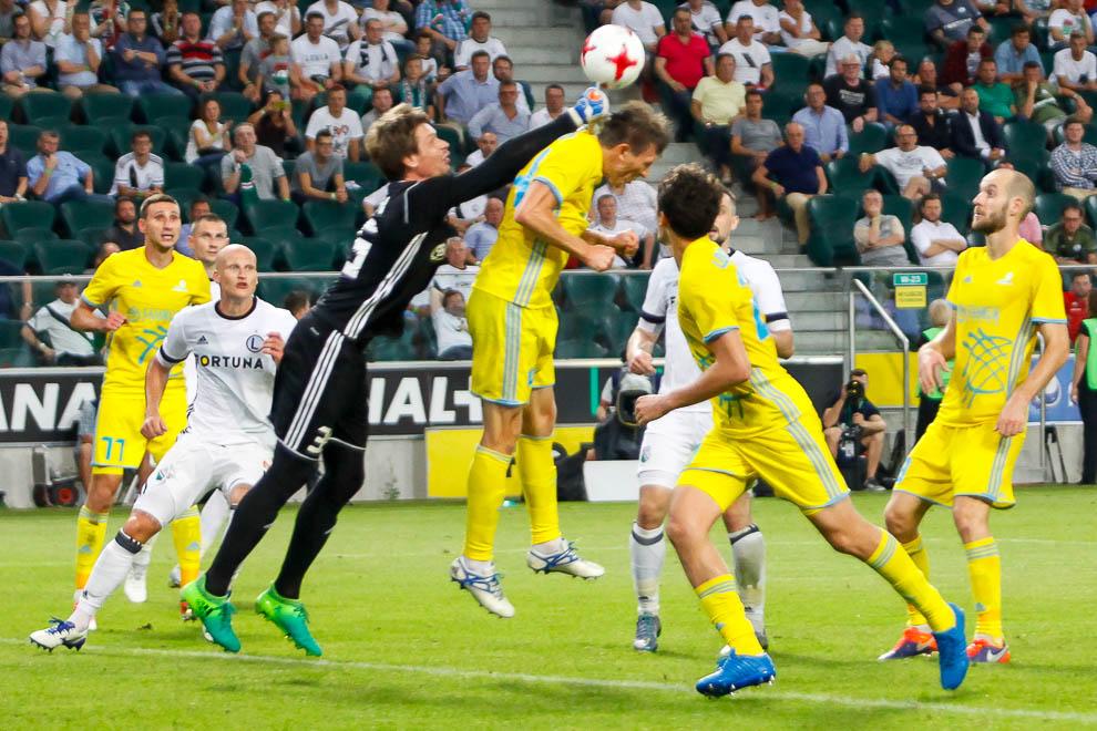 Legia Warszawa 1-0 FK Astana - fot. Piotr Galas/wiadomosci24.pl (zdjęcie 78 z 96)
