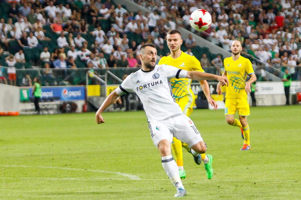 Legia Warszawa 1-0 FK Astana - fot. Piotr Galas/wiadomosci24.pl (zdjęcie 79 z 96)