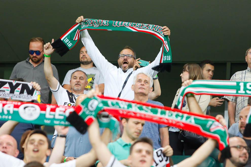 Legia Warszawa 1-0 FK Astana - fot. Piotr Galas/wiadomosci24.pl (zdjęcie 8 z 96)