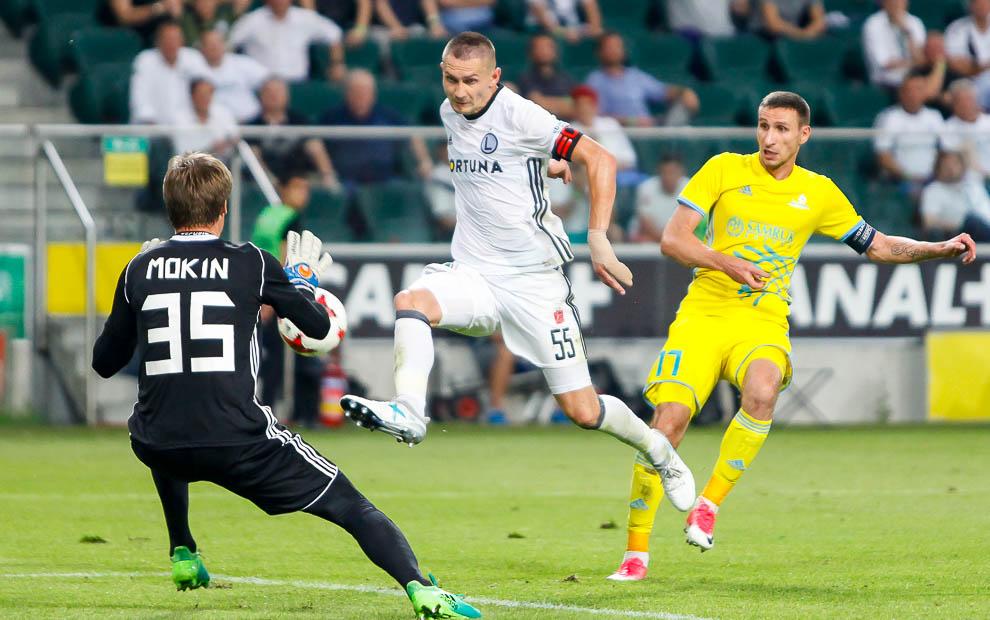 Legia Warszawa 1-0 FK Astana - fot. Piotr Galas/wiadomosci24.pl (zdjęcie 81 z 96)
