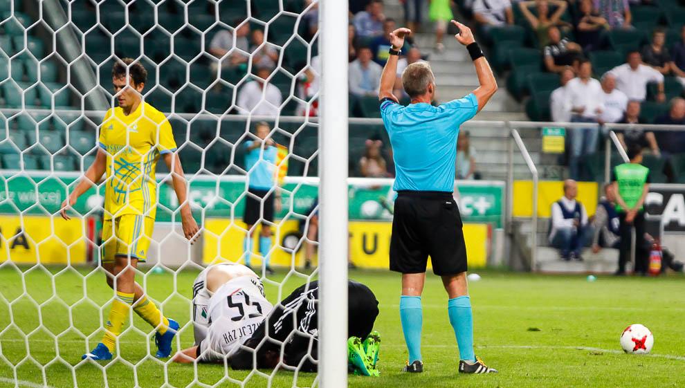 Legia Warszawa 1-0 FK Astana - fot. Piotr Galas/wiadomosci24.pl (zdjęcie 84 z 96)