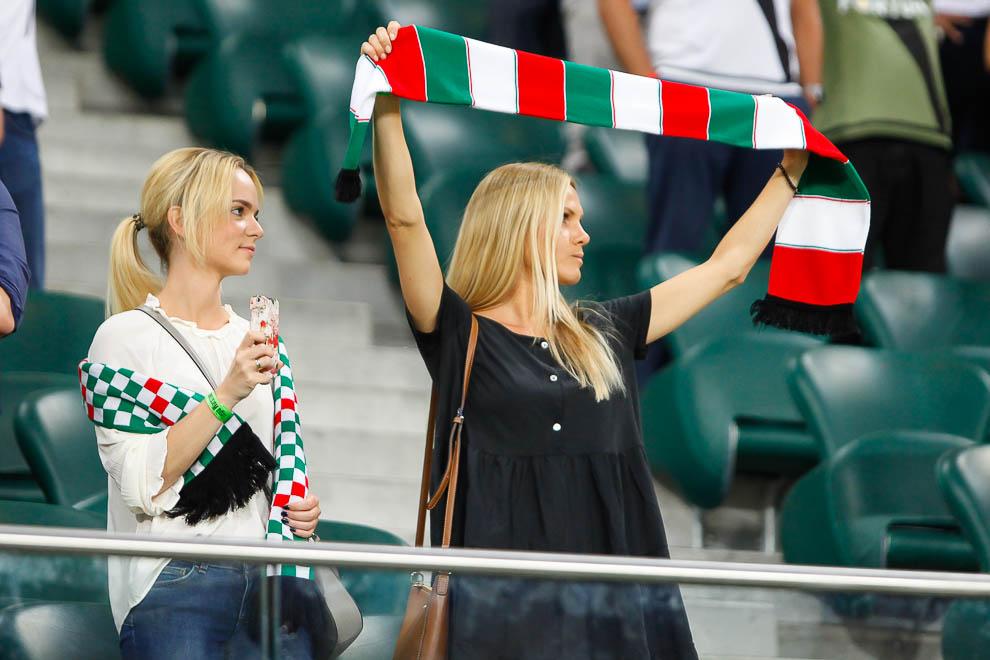 Legia Warszawa 1-0 FK Astana - fot. Piotr Galas/wiadomosci24.pl (zdjęcie 9 z 96)