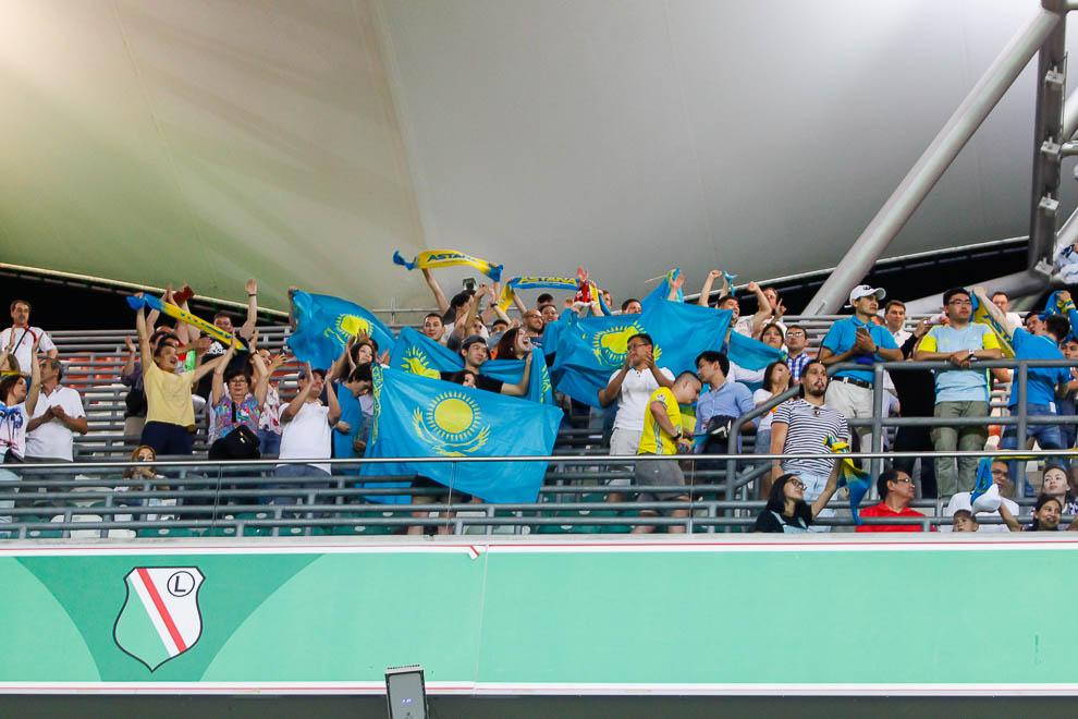 Legia Warszawa 1-0 FK Astana - fot. Piotr Galas/wiadomosci24.pl (zdjęcie 93 z 96)