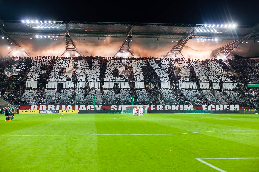 Legia Warszawa 1-0 Górnik Zabrze - fot. Piotr Galas (zdjęcie 11 z 41)