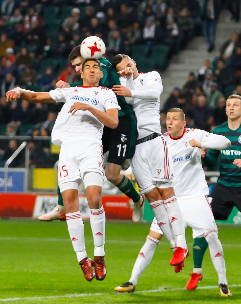 Legia Warszawa 1-0 Górnik Zabrze - fot. Piotr Galas (zdjęcie 13 z 41)