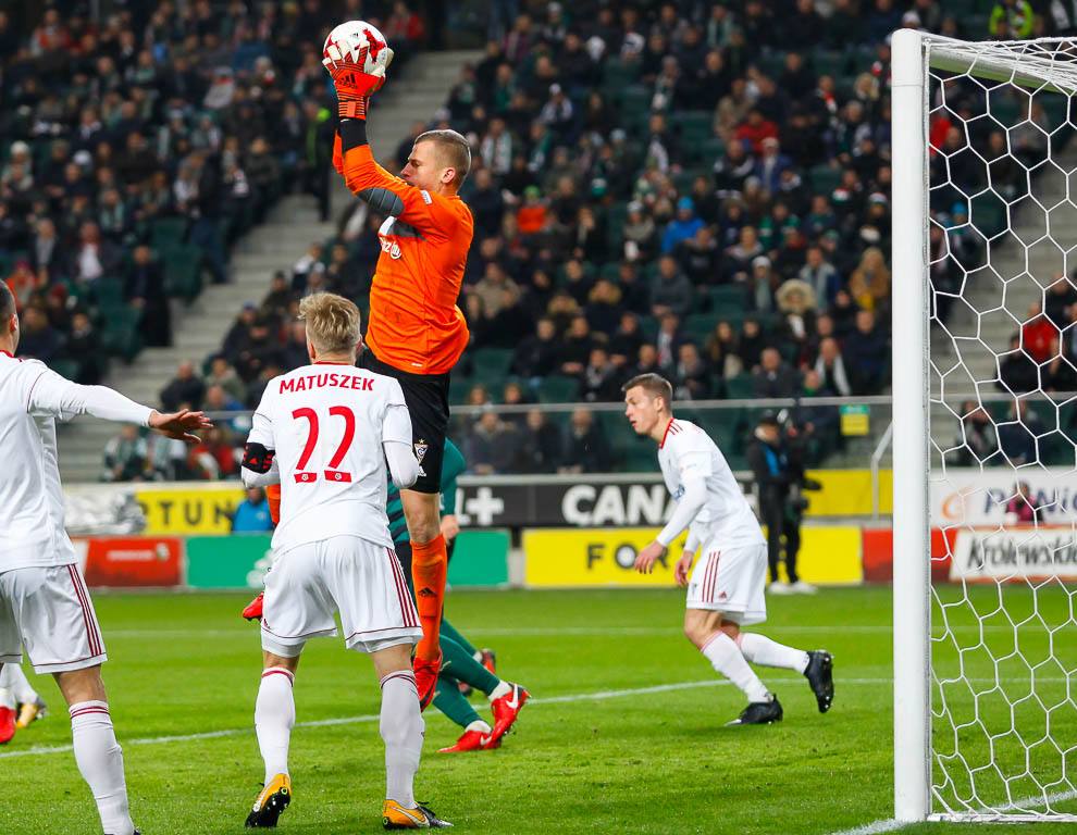 Legia Warszawa 1-0 Górnik Zabrze - fot. Piotr Galas (zdjęcie 14 z 41)