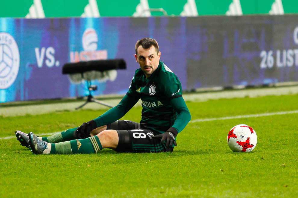 Legia Warszawa 1-0 Górnik Zabrze - fot. Piotr Galas (zdjęcie 17 z 41)