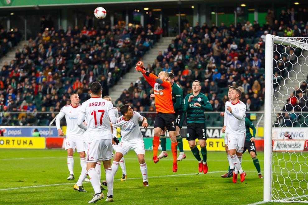 Legia Warszawa 1-0 Górnik Zabrze - fot. Piotr Galas (zdjęcie 18 z 41)